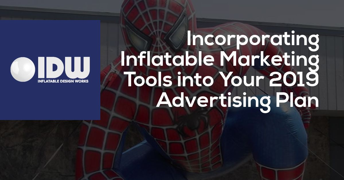 outils marketing gonflables